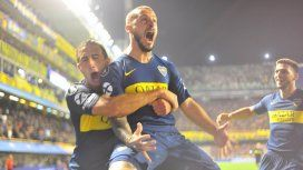 Benedetto, el jugador de la semifinal con Palmeiras