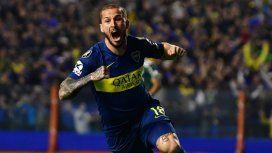 Los dos goles de Benedetto que le permiten a Boca soñar con la final