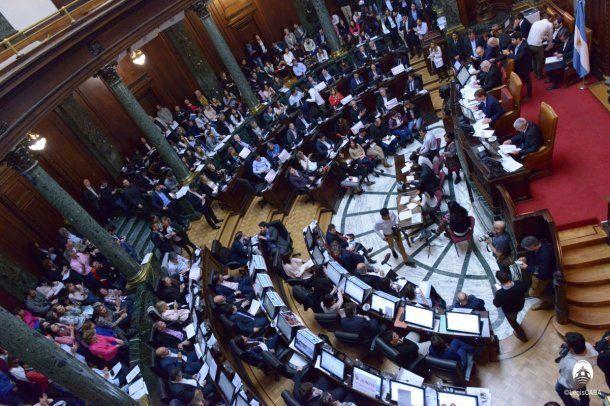Legislatura de la Ciudad de Buenos Aires - Crédito: @LegisCABA