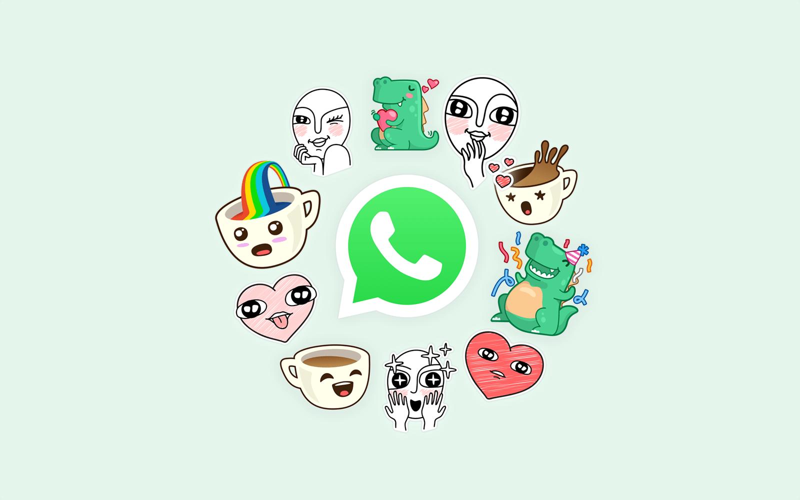 Whatsapp agrega una característica clásica de Telegram: los Stickers