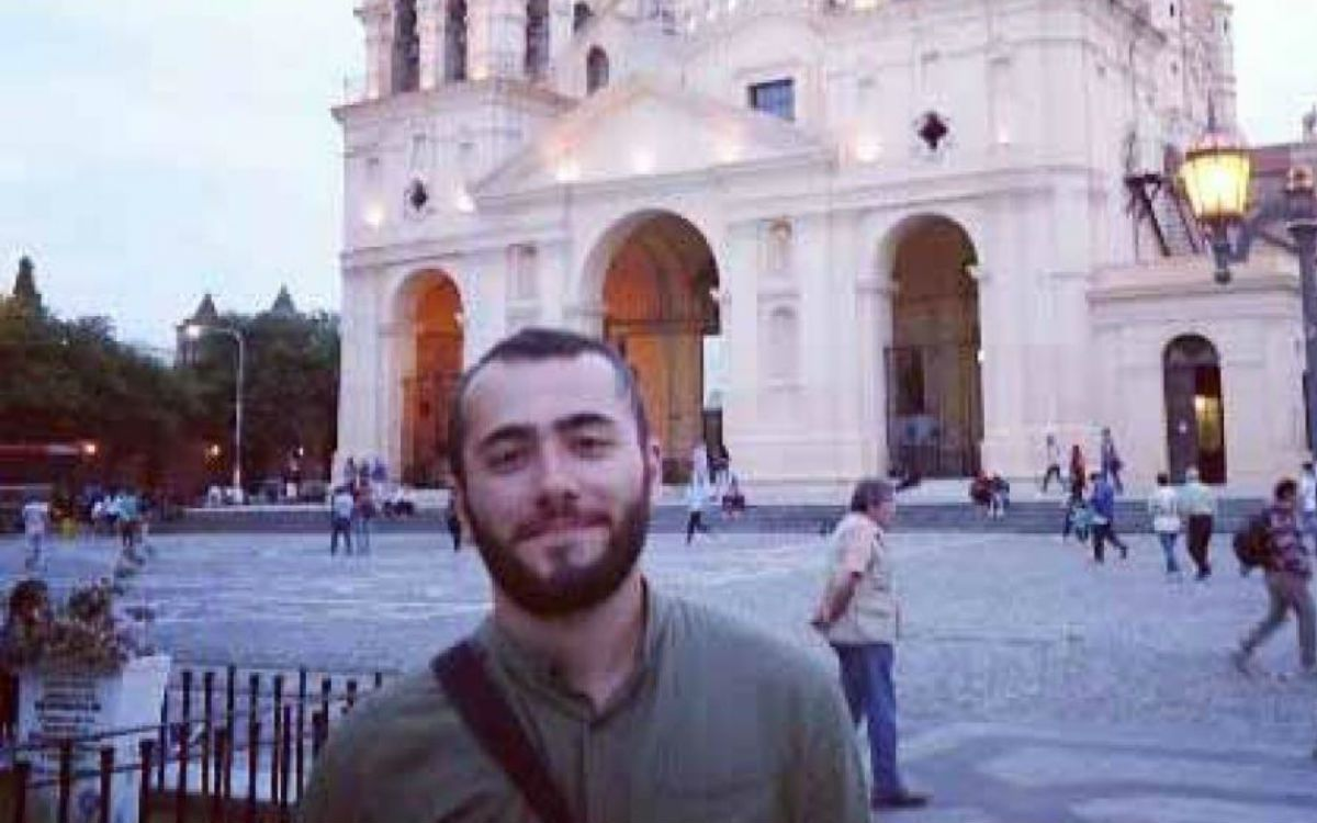 Habló el turco detenido en el Congreso: No sabía que había una manifestación