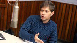 Axel Kicillof: Macri está tratando de hacernos ver que nos defiende de Macri