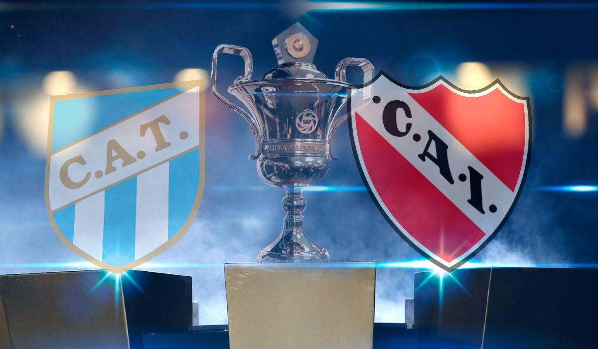 Atlético Tucumán vs. Independiente por la Superliga: horario, formaciones y TV