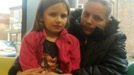 Leanne Silver y su hija, Farah, fueron expulsadas de un supermercado injustamente