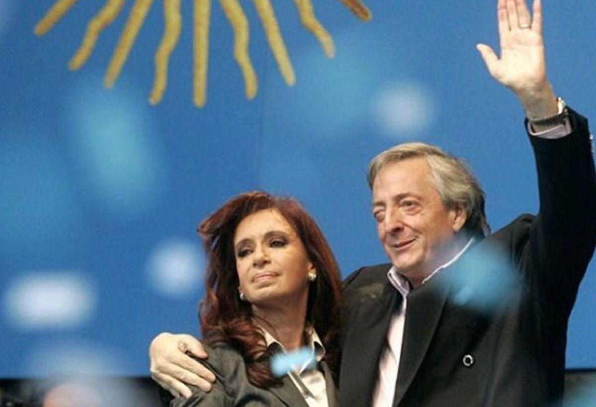 El recuerdo de Cristina Kirchner a Néstor en las redes