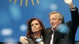 Cristina recordó a Néstor Kirchner a nueve años de su muerte