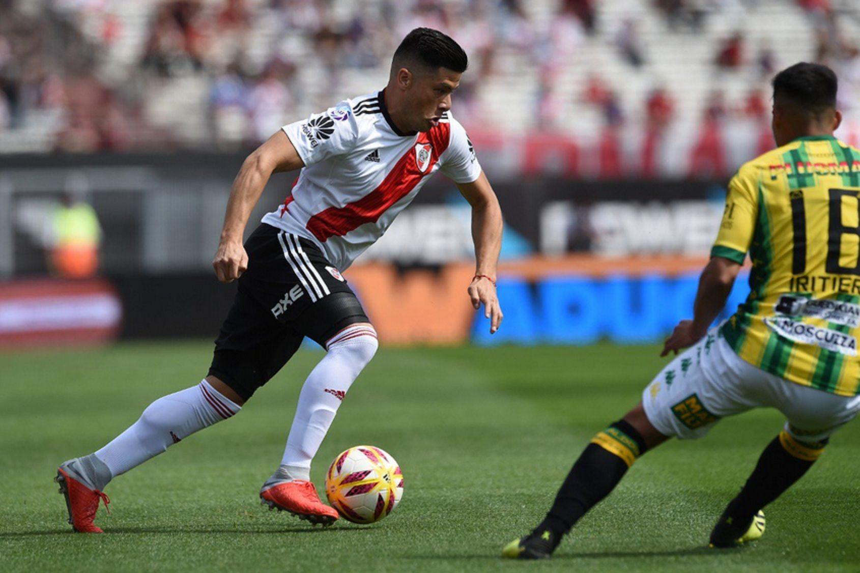 Con muchos suplentes, River le ganó a Aldosivi en Núñez
