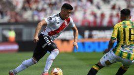 River pone primera en la Copa de la Superliga ante Aldosivi en Mar del Plata