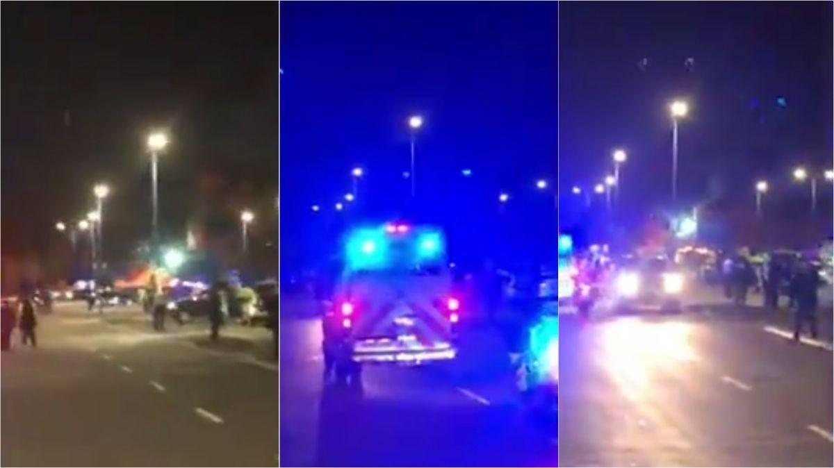 Se estrelló el helicóptero del dueño de Leicester City