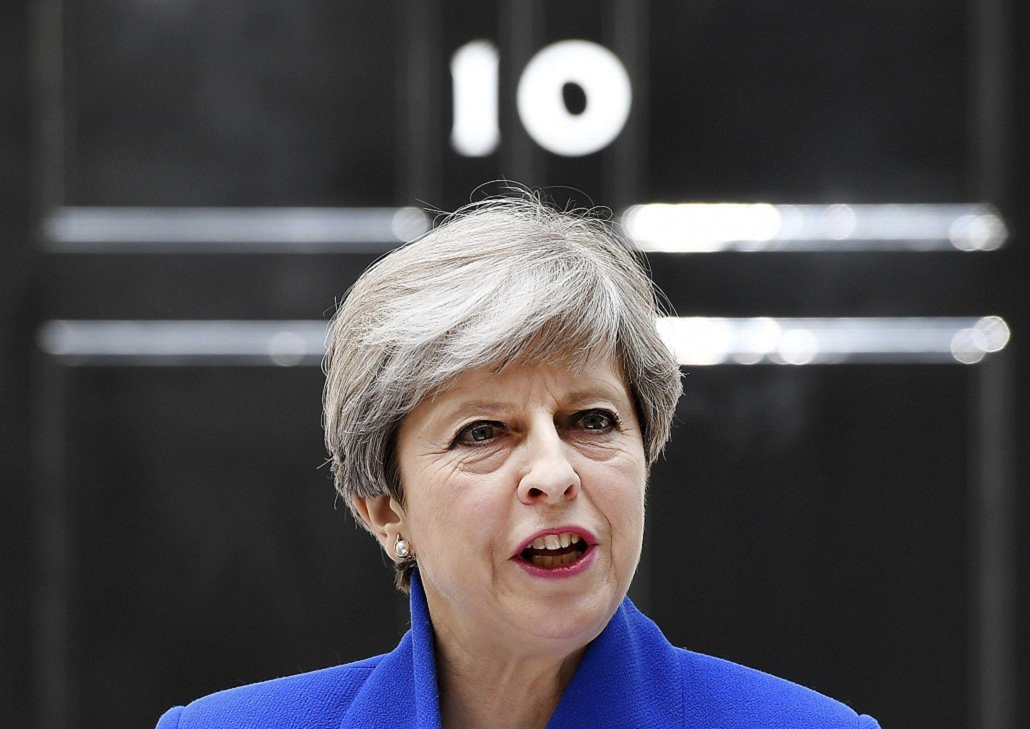 Theresa May no dejó dudas sobre el estatus de las Malvinas después de que el Reino Unido deje la Unión Europea