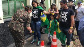 Arrancó el balotaje: Brasil decide entre Bolsonaro y Haddad
