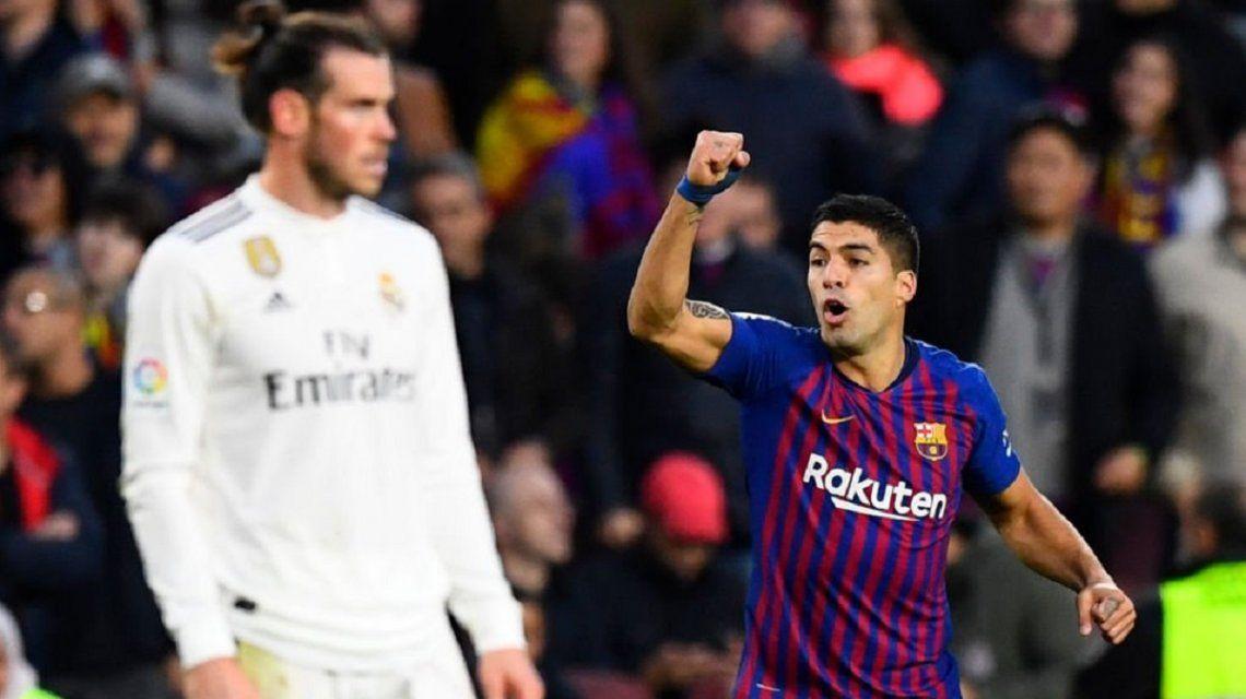 Sin Messi, Barcelona goleó al Real Madrid con Lopetegui en la cuerda floja