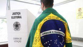 Cerraron los comicios en Brasil: Bolsonaro y Haddad se disputan la presidencia