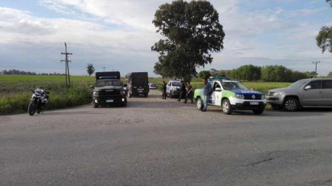Hallaron un cuerpo en un arrollo a 25 kilómetros de Tandil