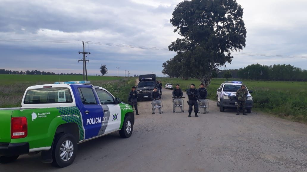 Encontraron un cuerpo en un arroyo e investigan si se trata del joven desaparecido en Tandil