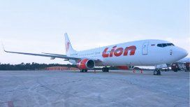 Encontraron una caja negra del avión de la low cost Lion Air que cayó en Indonesia