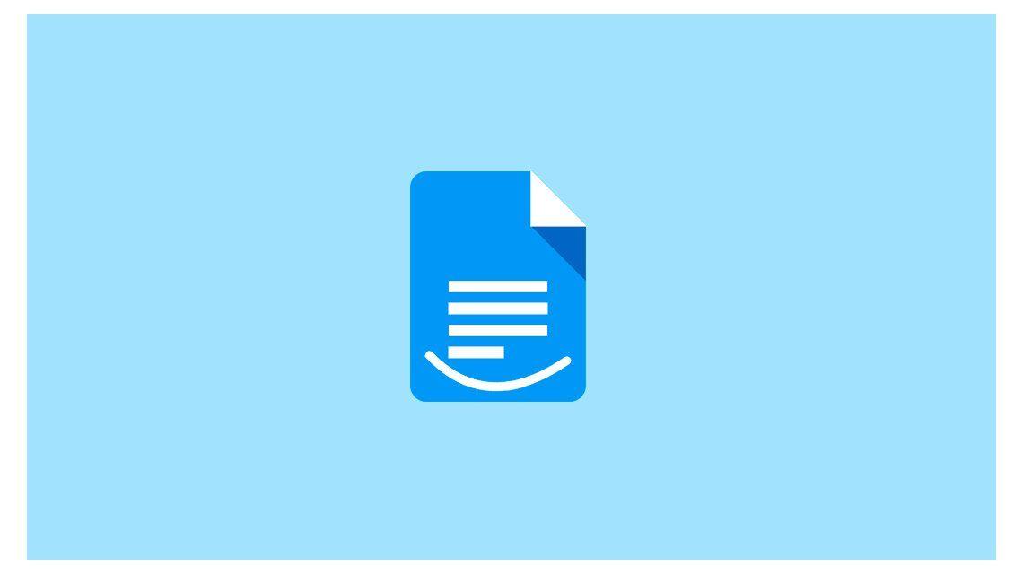 Google Docs agregó una nueva característica para creador documentos más rápidamente