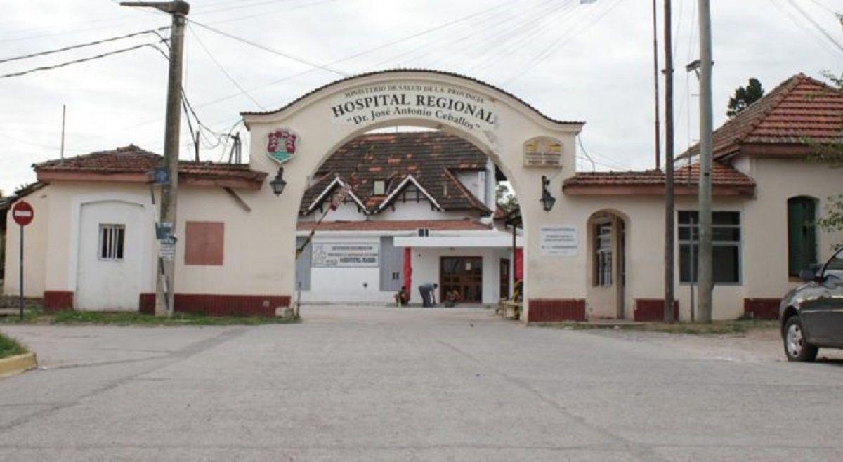Hospital Regional José Antonio Ceballos