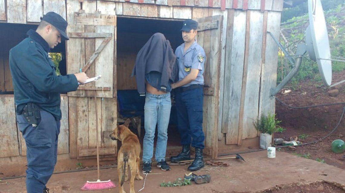 Detienen a un hombre acusado de abusar de sus tres sobrinos en Misiones
