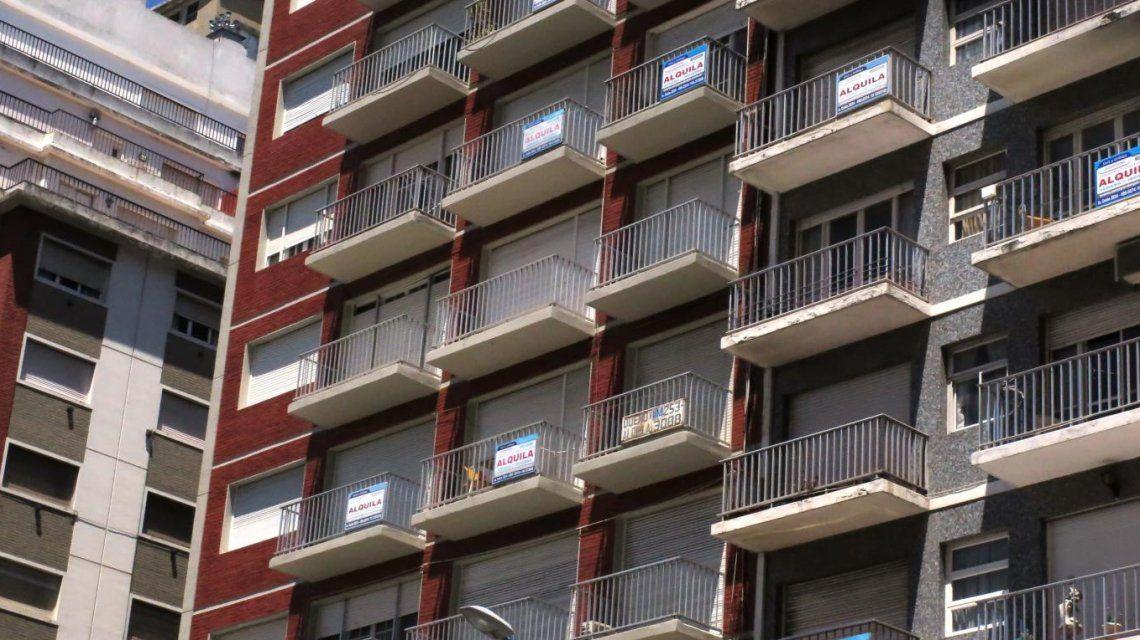 Los alquileres aumentaron 10 puntos por encima de la inflación en la Ciudad