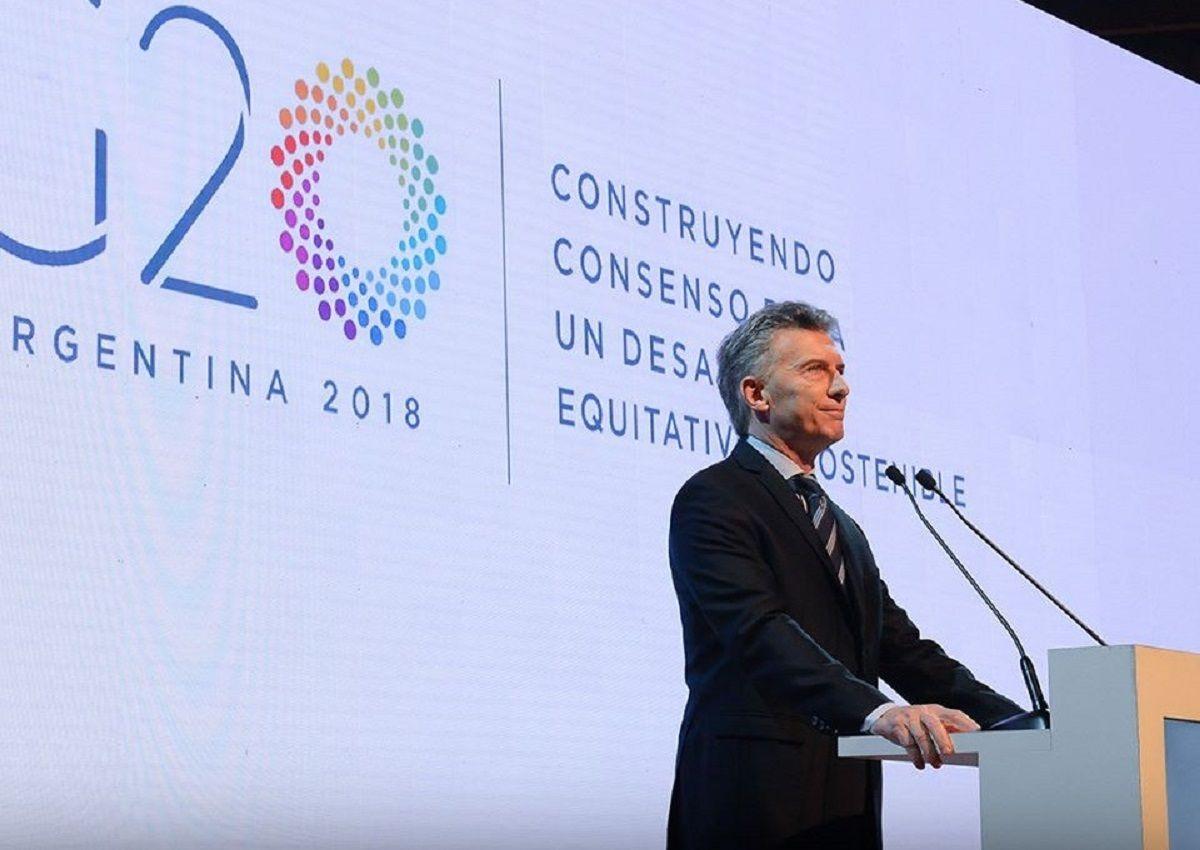 Es oficial el feriado del próximo 30 de noviembre por el G-20