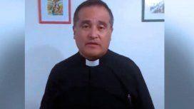El Padre Ortega reconoció el acoso y renunció