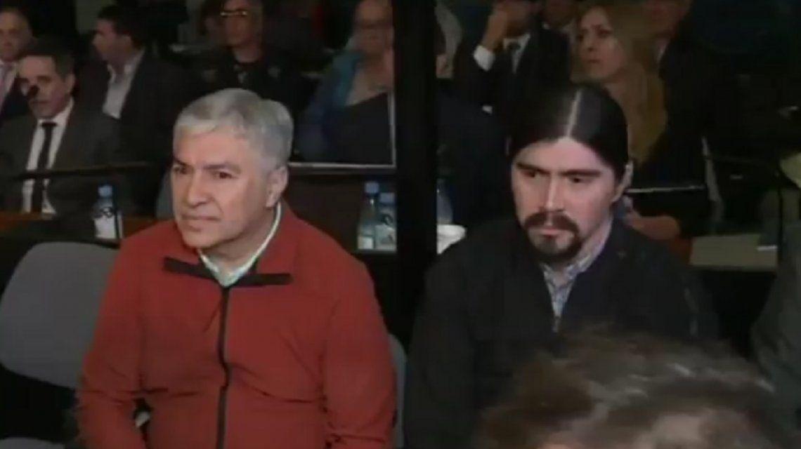 Comenzó el primer juicio oral y público a Lázaro Báez