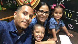 Quería trabajar para traer a su familia de Venezuela, pero la crisis lo obligó a cambiar sus planes