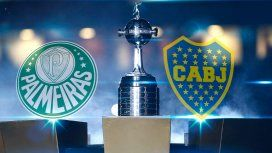 Boca busca la final ante River en su visita a Palmeiras