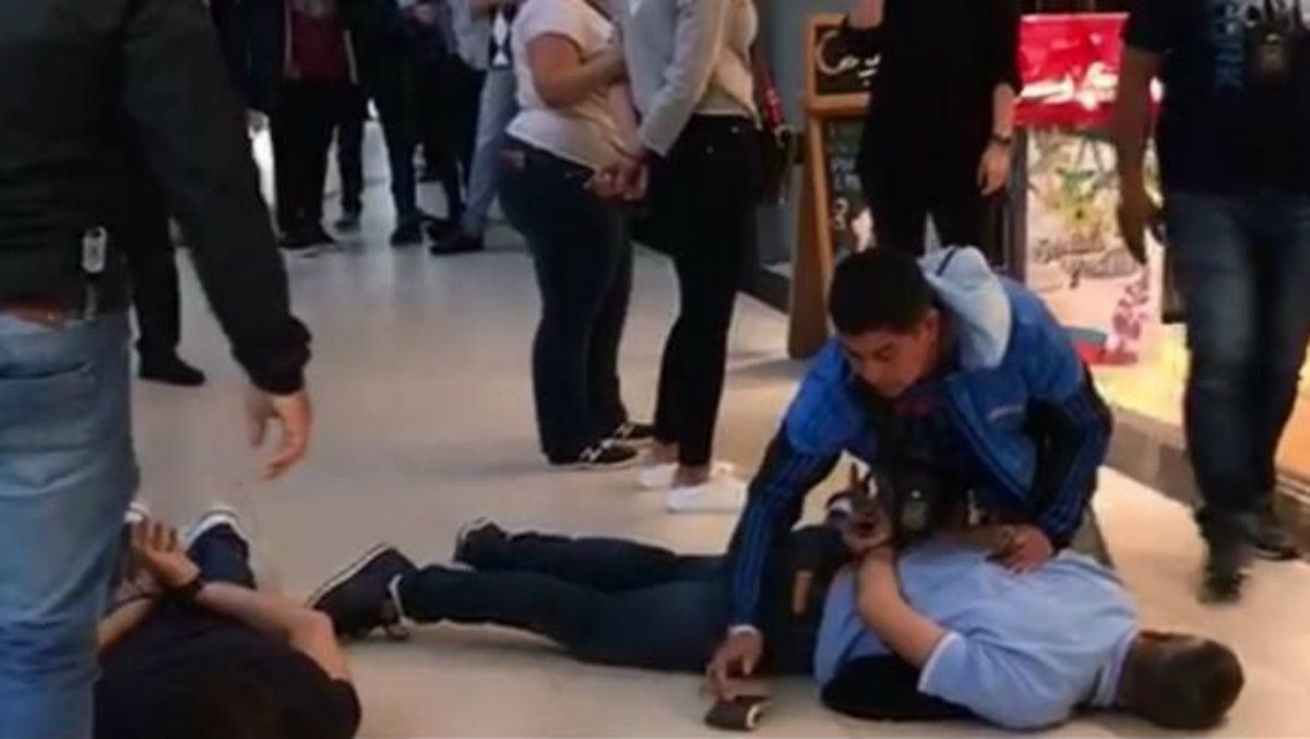 Arrestaron en un shopping de Palermo a un narco vinculado con el crimen de Candela Rodríguez