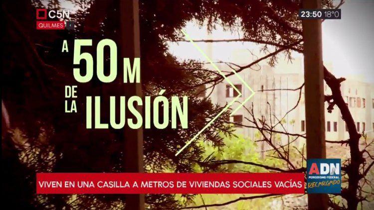 A 50 metros de la ilusión