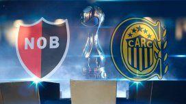 Newells vs. Rosario Central por la Copa Argentina: horario