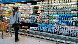 Las ventas en los supermercados se derrumbaron por sexto mes consecutivo