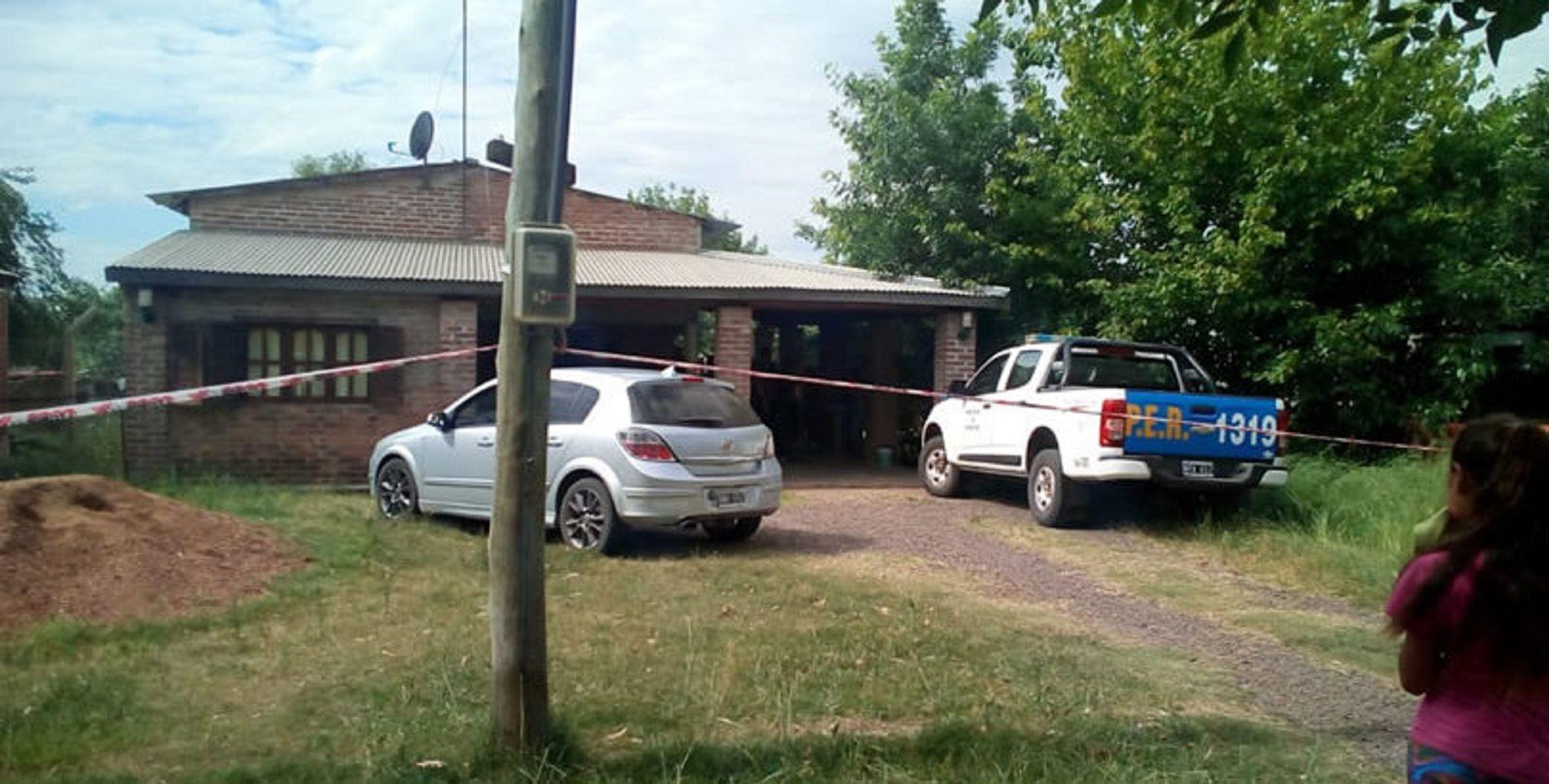 Violó una restricción del hogar, asesinó a su ex y se mató delante de sus hijos