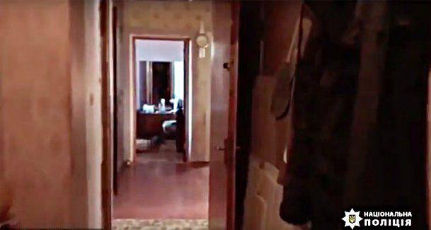 El cuerpo estaba en la casa de los caníbales