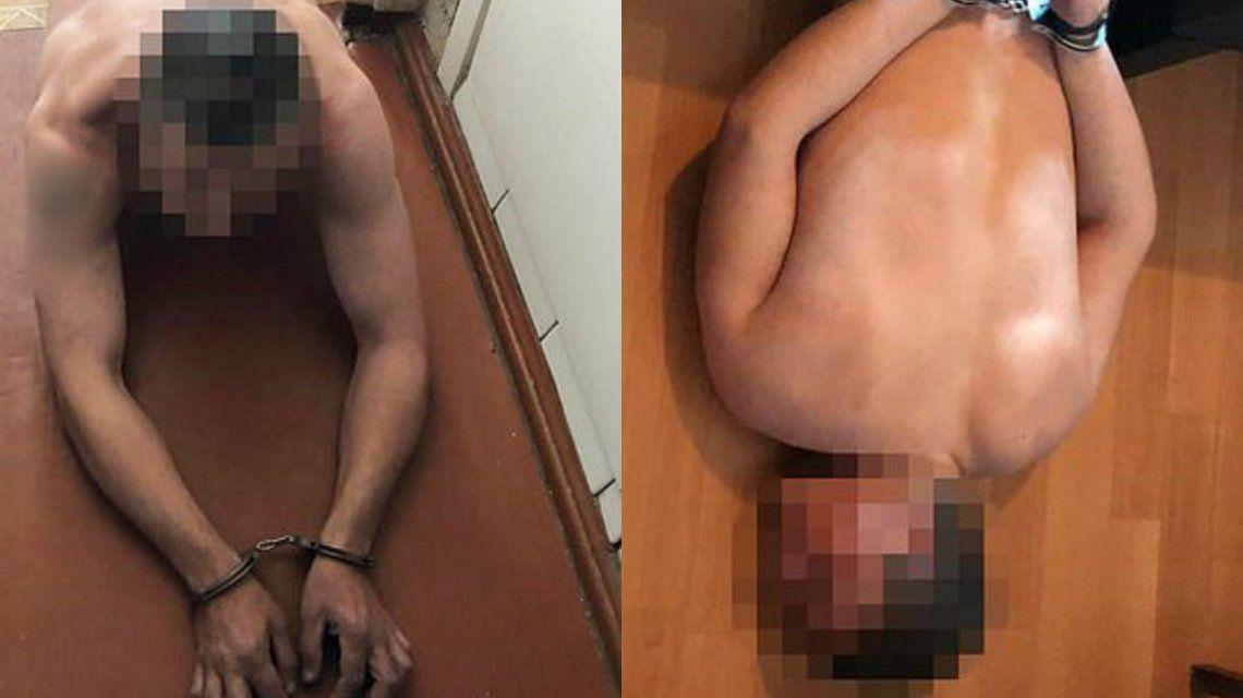 Padre e hijo están acusados de asesinar y comer a un ex policía