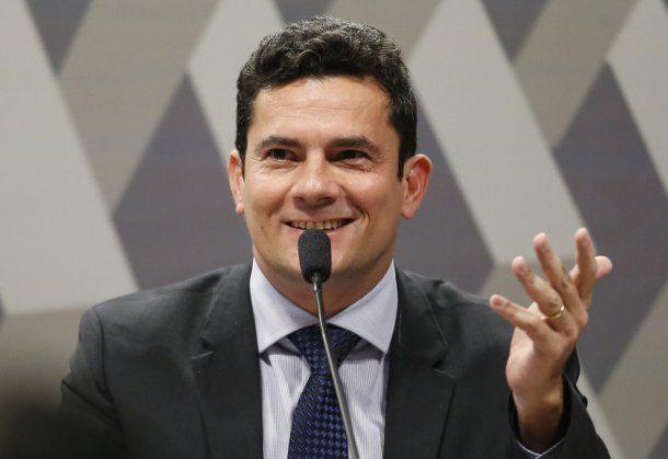 <p>Sergio Moro</p>