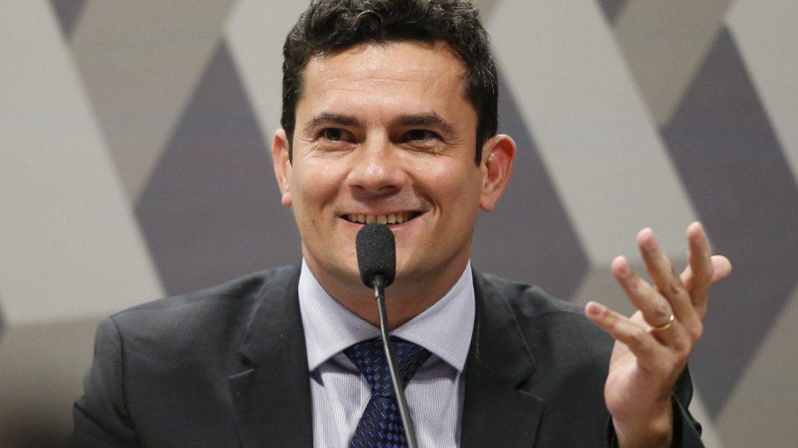 Sergio Moro, el juez que mandó preso a Lula, aceptó ser el ministro de Justicia de Bolsonaro en Brasil