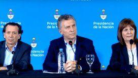 Macri pidió que se revisen las leyes migratorias: Queremos gente que venga con la vocación de trabajar