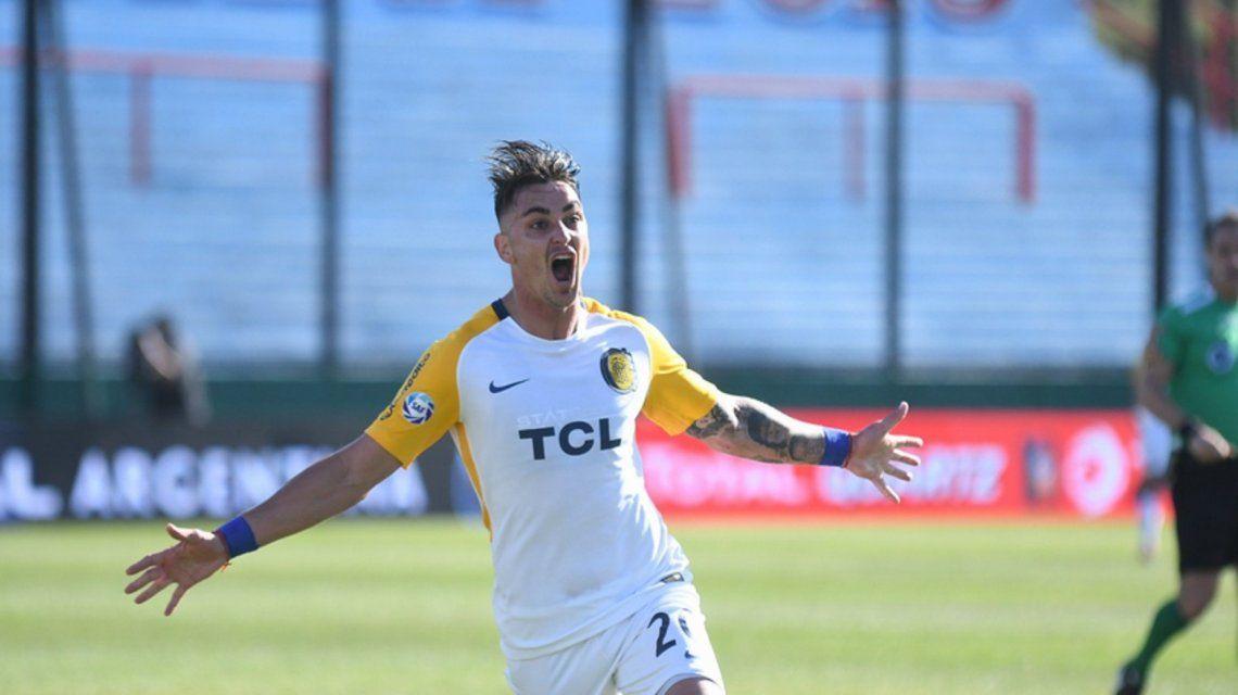 Rosario Central le ganó un duelo histórico a Newells (@CARCoficial)