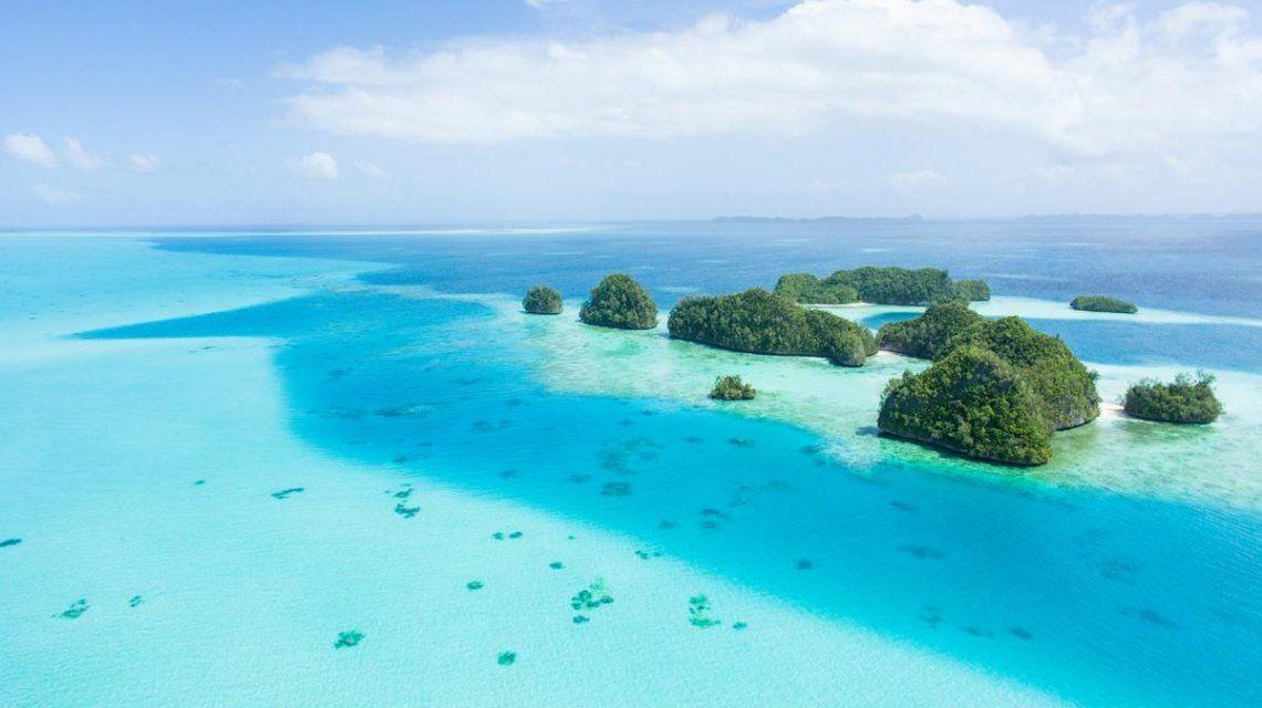Palaos es el primer país del mundo que prohíbe el protector solar