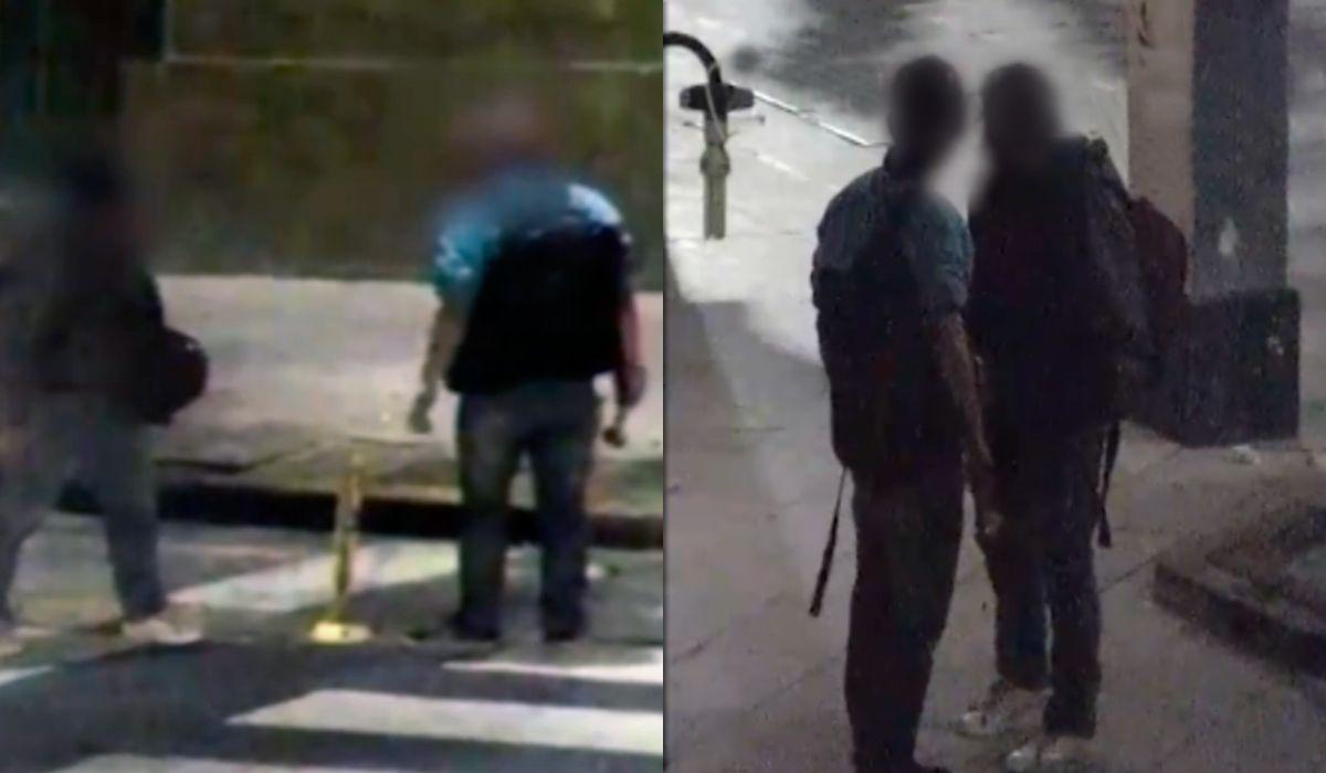 El agresor fue detenido por la Policía de la Ciudad