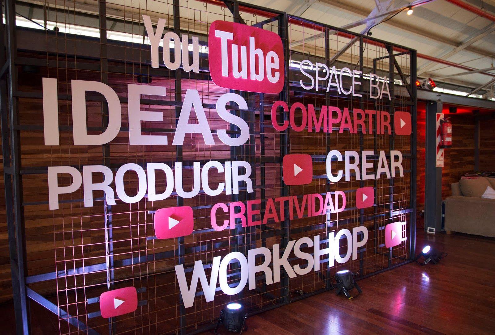 Argentina se prepara para recibir otra vez al YouTube Pop-Up Space
