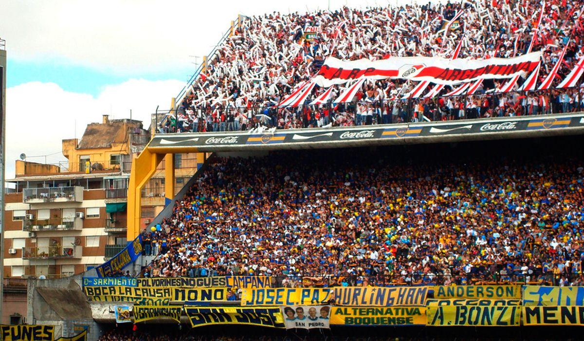 El Boca - River de la Copa Libertadores también sería sin festejos en el Obelisco