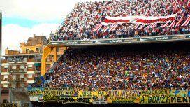 El Boca - River de la Copa también sería sin festejos en el Obelisco