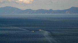 Las aguas engulleron al isloteEsanbe Hanakita Kojima