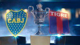 Boca Juniors vs. Tigre por la Superliga: horarios