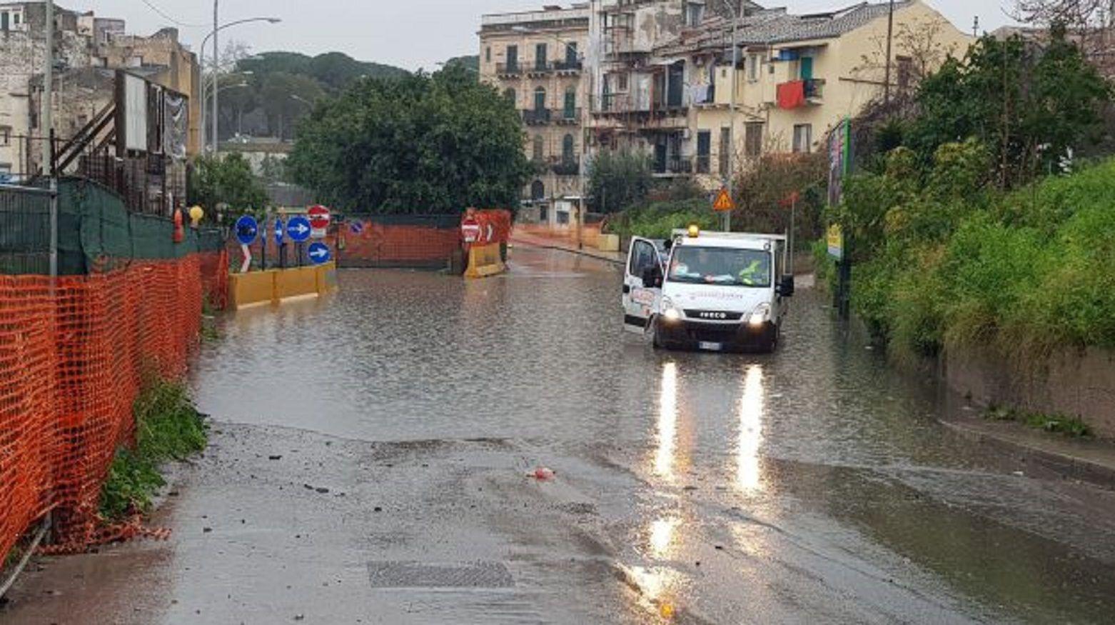 Inundaciones en Sicilia: nueve personas murieron ahogadas en una casa