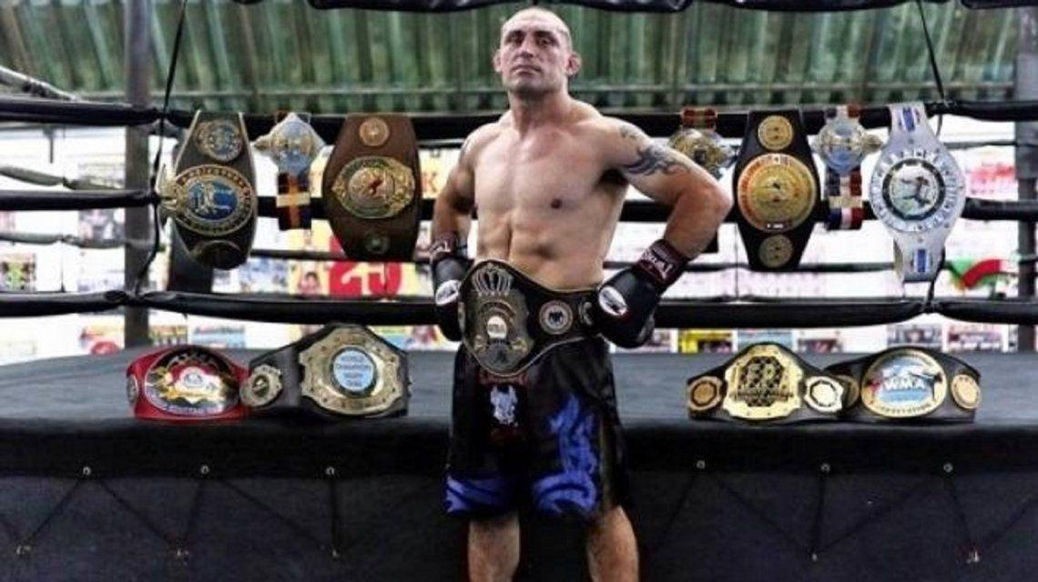 Muay Thai: Christian Daghio murió tras un fuerte KO