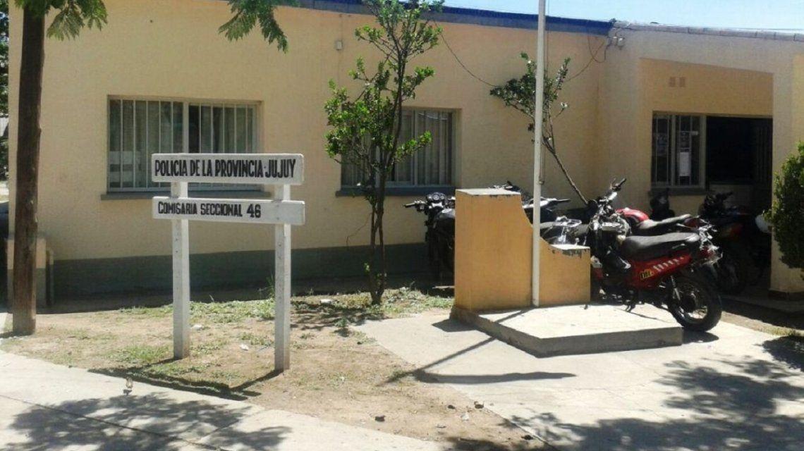 Jujuy: acuchilló a su ex embarazada de 8 meses, huyó esposado y lo atraparon